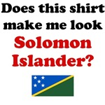 Does This Shirt Make Me Look Solomon Islander?