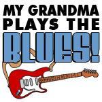 My Grandma Plays The Blues