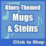 Blues Music Mugs