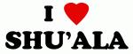 I Love SHU'ALA