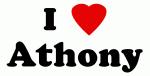 I Love Athony