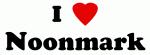 I Love Noonmark