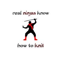 Real Ninjas Knit