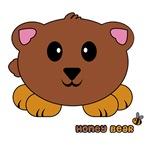 Honey Bear Pudgie Pet
