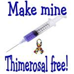 Make mine Thimerosal free