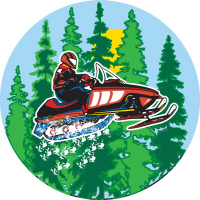 Embroidered Snowmobile Designs