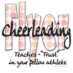 Cheerleading Flyer