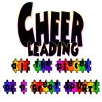 cheerleading pieces