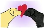 Valentine Labrador Retrievers