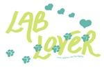 Lab Lover - Chartruse & Turquois