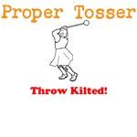 Throw Kilted