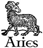 Aries: March 21 - April 19