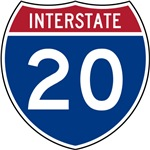 Interstate Highway 20