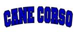 Cane Corso Blue Sport Design