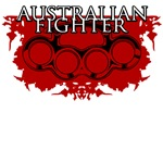 Australian Fighter MMA tee shirts