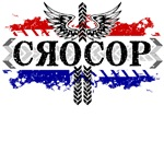 CroCop shirts: MMA fighter tribute tees