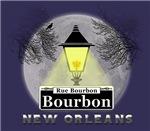 New Orleans Full Moon