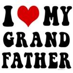 I Love My Grand Father - I Heart My Grandfather