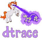 DTrace Laser Pony