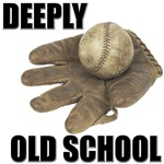 Deeply Old School Baseball