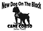 Cane Corso New Dog