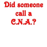 Did Someone Call A CNA?
