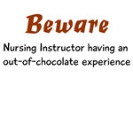 Beware Nursing Instructor