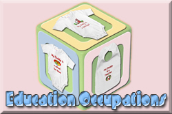 Education Childcare Baby T-shirts and Gifts