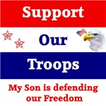 My Son is Defending Our Freedom