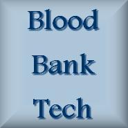 Blood Bank Tech