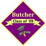 Butcher Graduate 2009