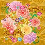 Cute Japanese Floral Kimono