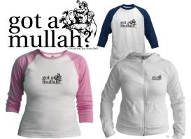 GOT A MULLAH wear