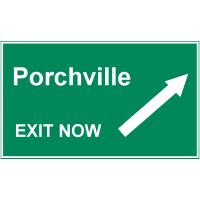 Porchville Exit