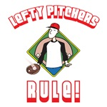 Lefty Pitchers Rule!