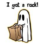 I got a rock! Ghost