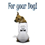 Designs for Your Dog