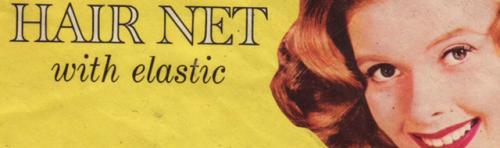 JACONET NYLON HAIR NET