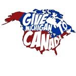 Give Michigan to Canada