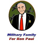 Military Family for Ron Paul