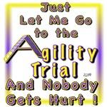 AGILITY-nobody gets hurt