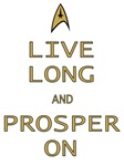 Live Long & Prosper On