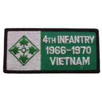4th Infantry Division Units