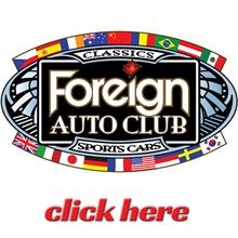 foreign Auto Club Logo