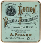 Paris Perfume Labels & Marie Antoinette