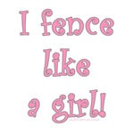 I fence like a girl (1)