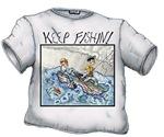 Keep Fishin' T-Shirt T-Shirt