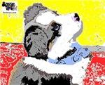 Warholized pup