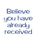 Believe you have already received