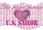 My Heart Belongs To A U.S. Sailor